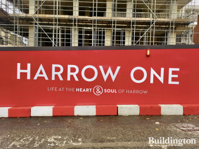 Harrow One development by Hill.