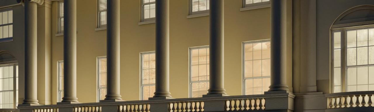 1-18 York Terrace East development on the developer Westbourne Capital Partners website in autumn 2019.