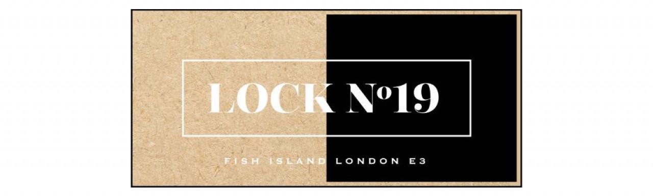 Lock No19 development logo.