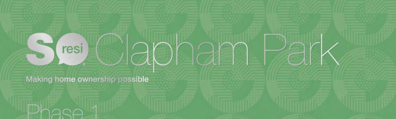 SO Resi Clapham brochure at soresi.co.uk