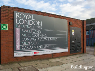 Royal London Industrial Estate