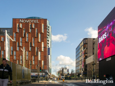 Hotel Novotel London Wembley