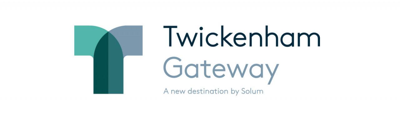 Twickenham Gateway development logo solum.co.uk