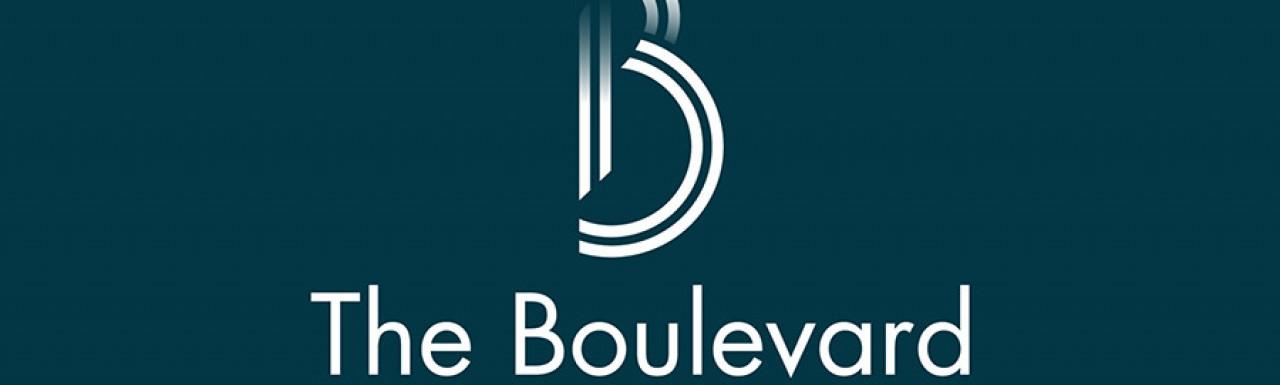 The Boulevard by Latimer development logo.
