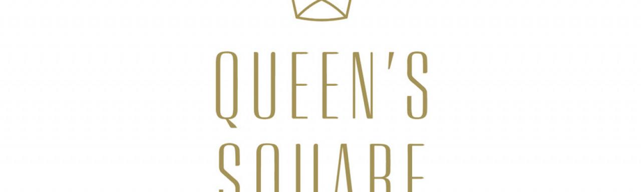 Queen's Square development in Croydon CR0.