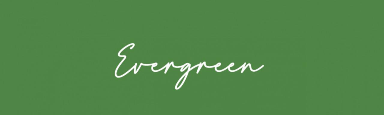 Green Lanes development logo.