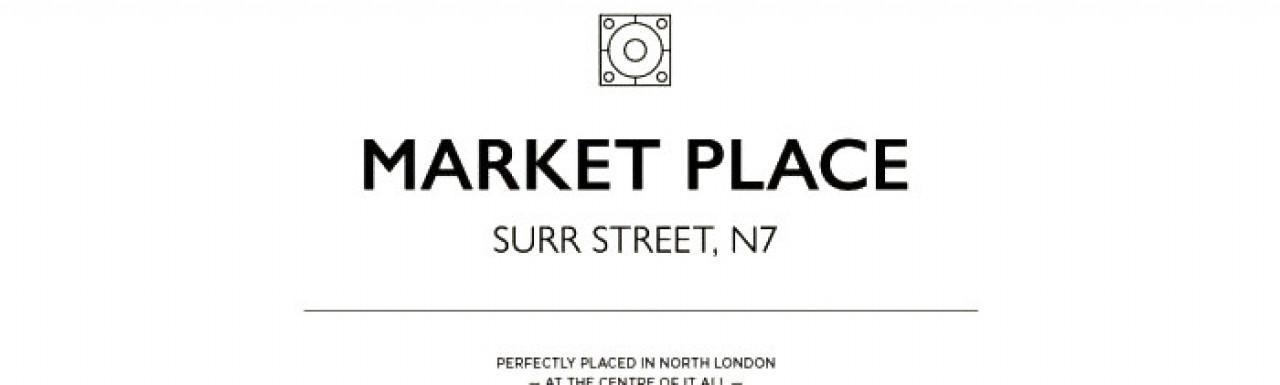 Market Place N7 development logo.