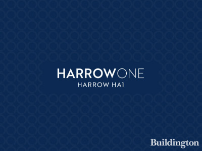 Harrow One brochure cover; available at harrowone.co.uk.