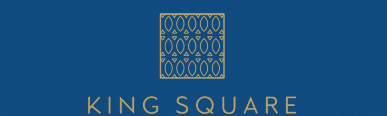 King Square development logo.