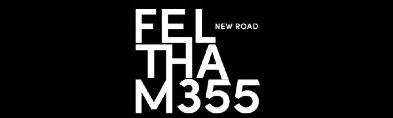 Feltham 355 development logo.