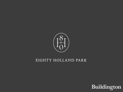 Eighty Holland Park development logo.