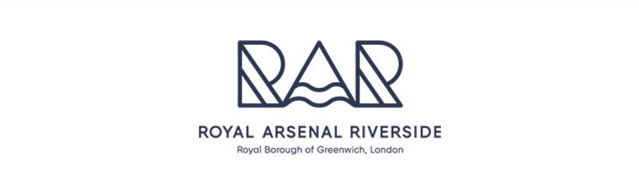 Royal Arsenal Riverside logo