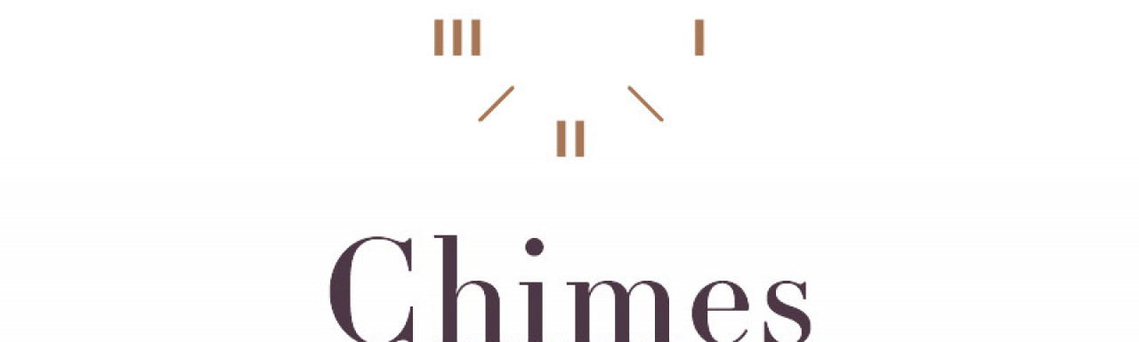 Chimes Westminster by Pegasus; development logo.