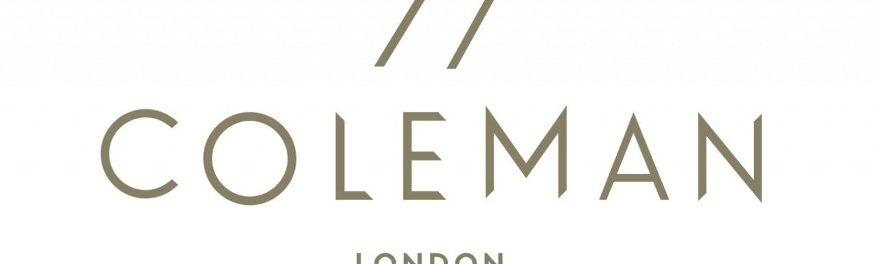 77 Coleman Street development logo.