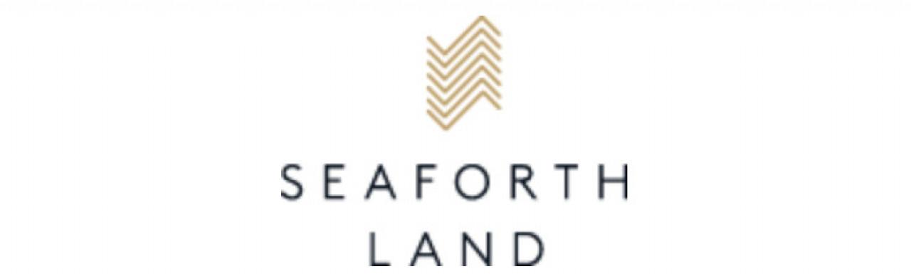 A development by Seaforth Land (logo).
