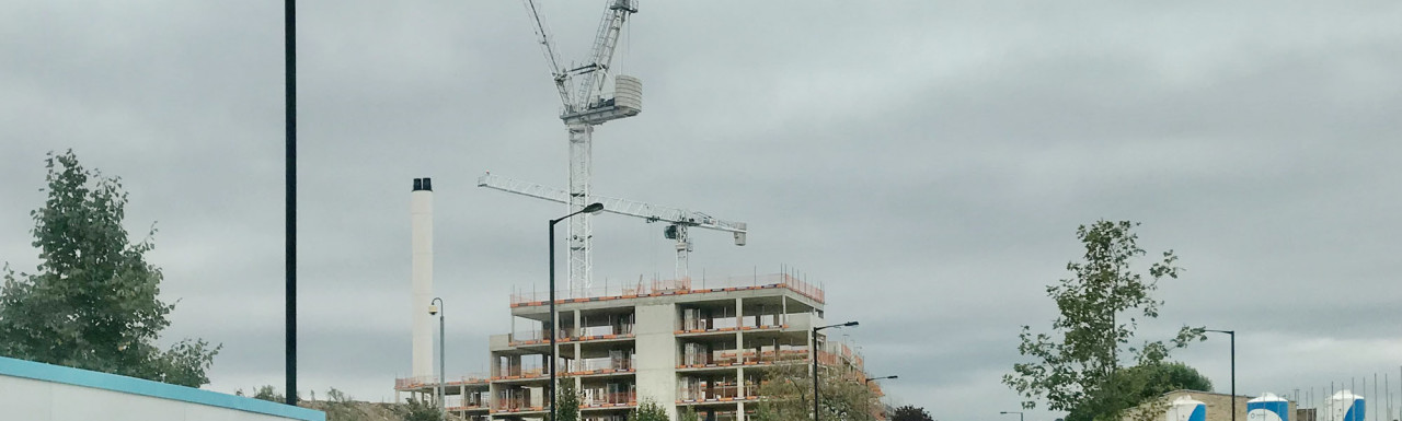Eastman Village development in Harrow HA3