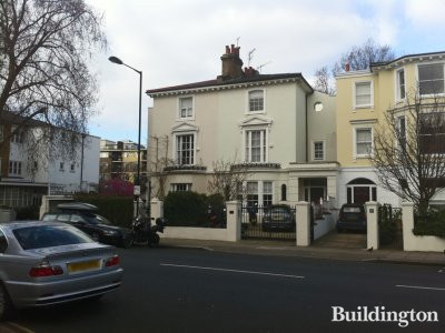 36 Westbourne Park Road
