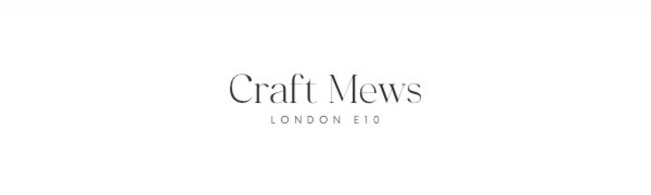 Craft Mews development logo.