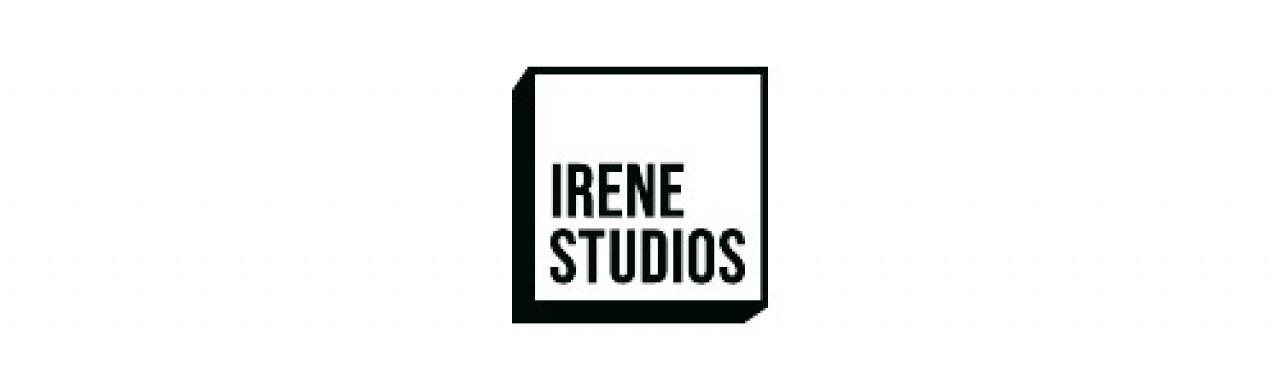 Irene Studios development logo.