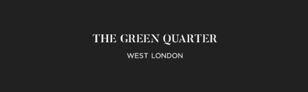 The Green Quarter development logo