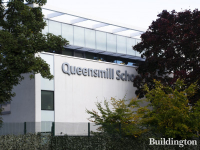 Queensmill School at Askham Family Centre in London W12.