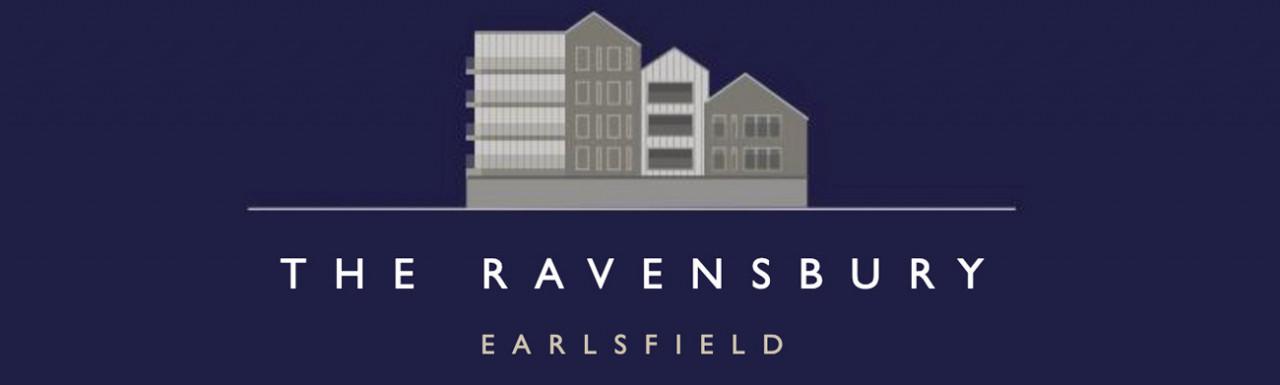 The Ravensbury development logo.