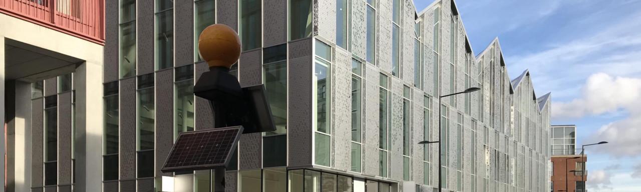 Q1 Handyside designed by Coffey Architects.