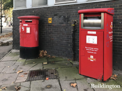 Royal Mail N W 1 Delivery Office
