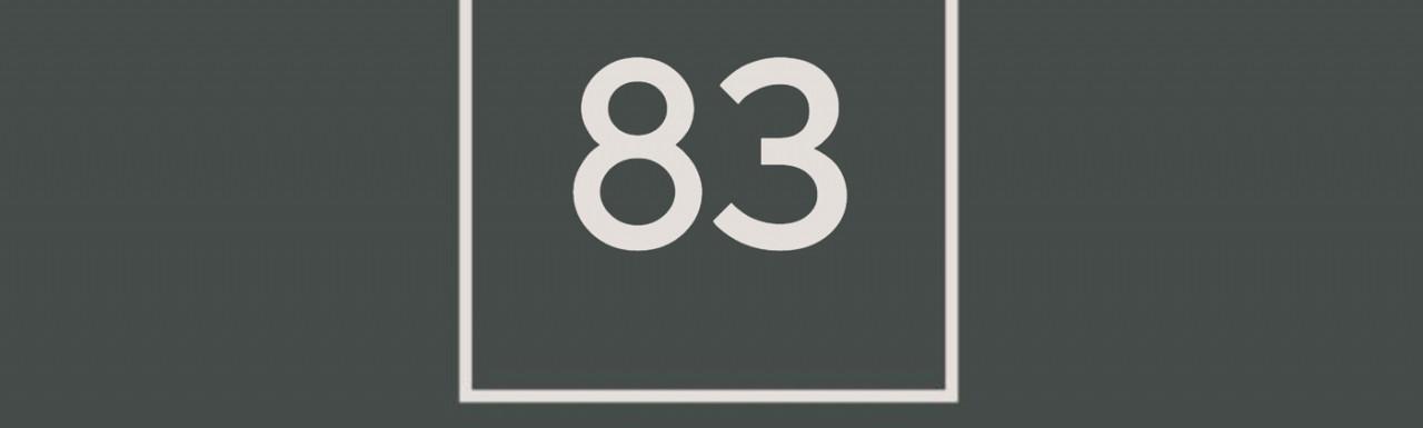 83 Fermoy logo at 83fermoy.com