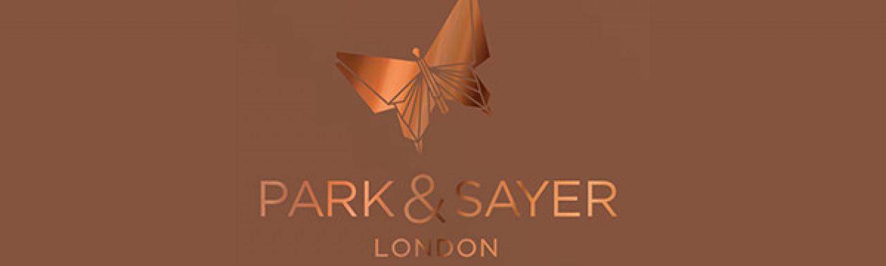 Park & Sayer development logo