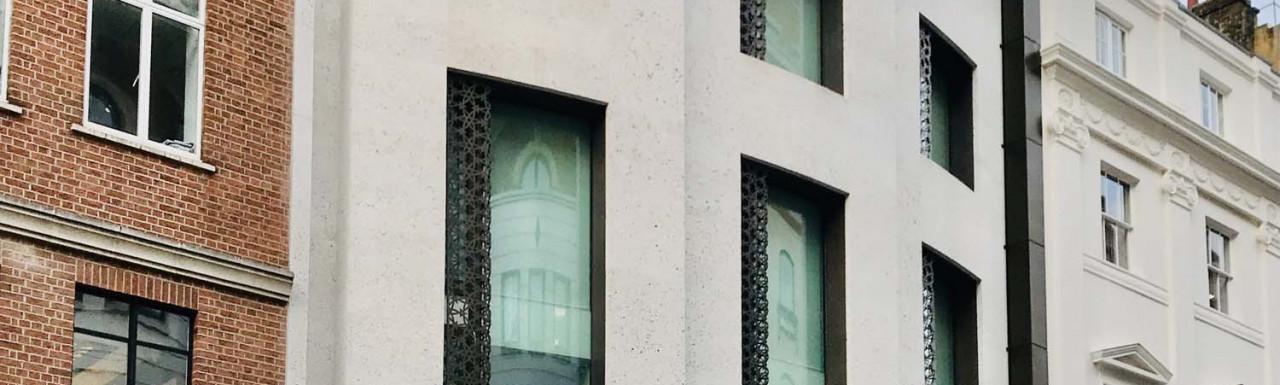 10 Conduit Street building designed by PLP Architecture.