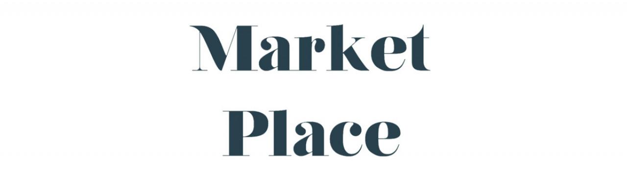Market Place development logo.