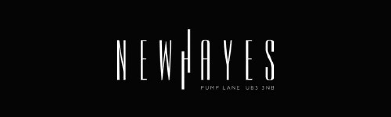 New Hayes development logo.