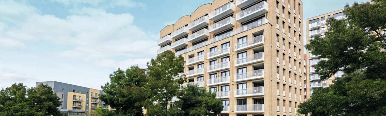 102 apartments at Regency Heights were acquired by Patrizia AG in February 2021.