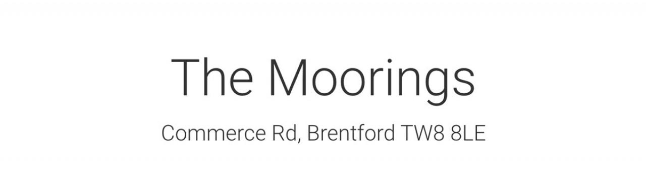 The Moorings at Brentford Lock