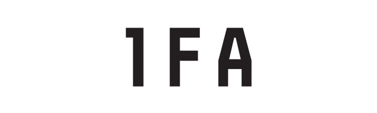 1FA logo.