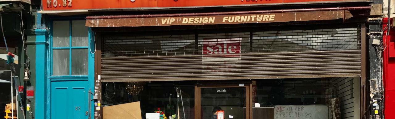 VIP Design at 82 Craven Park Road in Harlesden, London NW10.