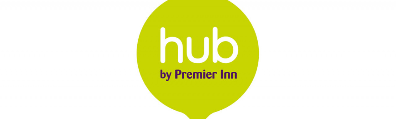 hub by Premier Inn logo.