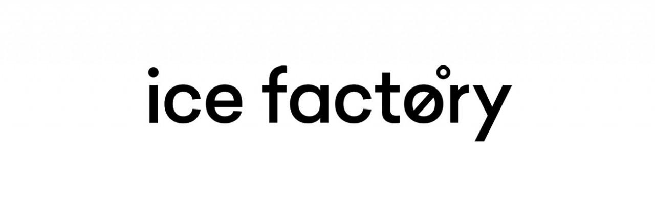 Ice Factory office development logo.