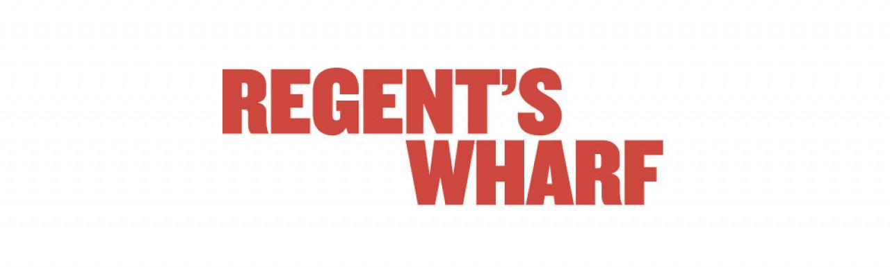 Regent's Wharf development logo.
