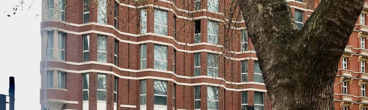 71 Victoria Street office building on Victoria Street, London SW1.