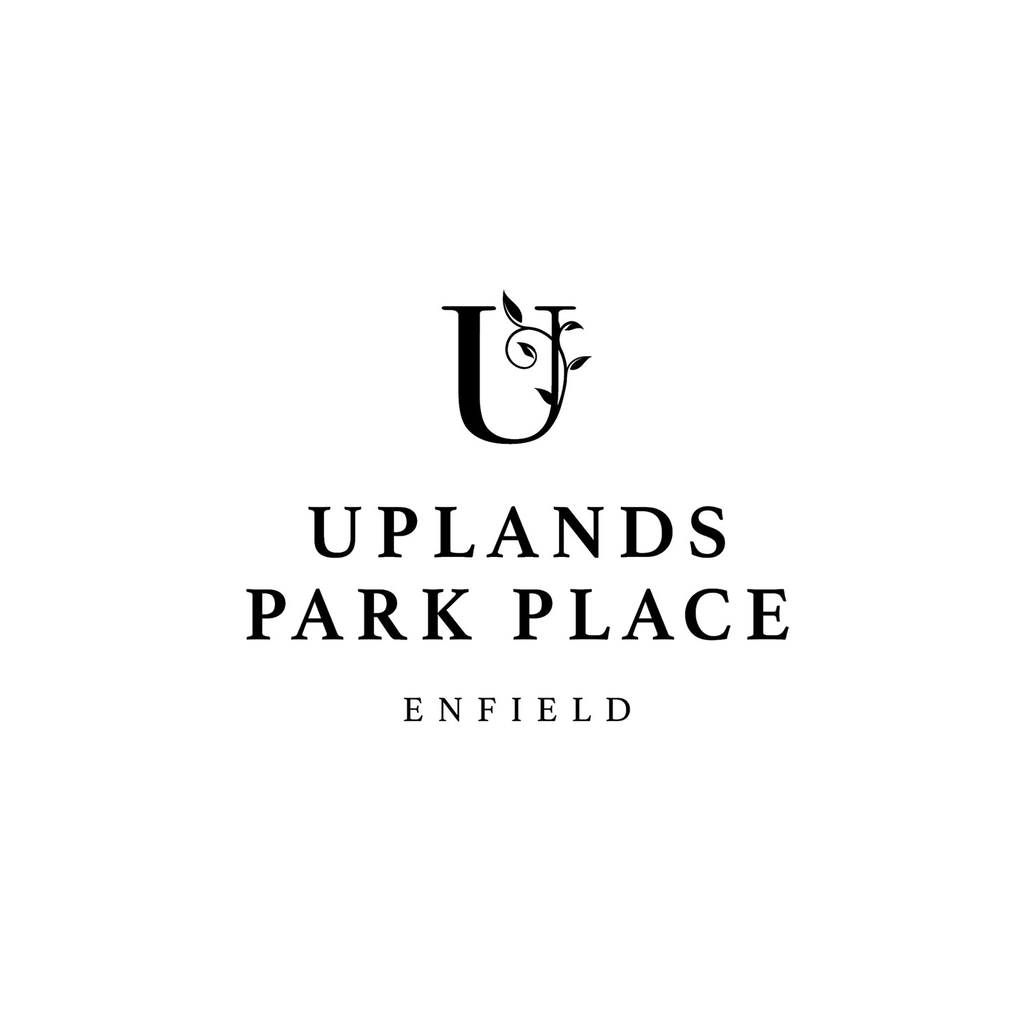 Uplands Park Place development in Enfield by Shanly Homes.