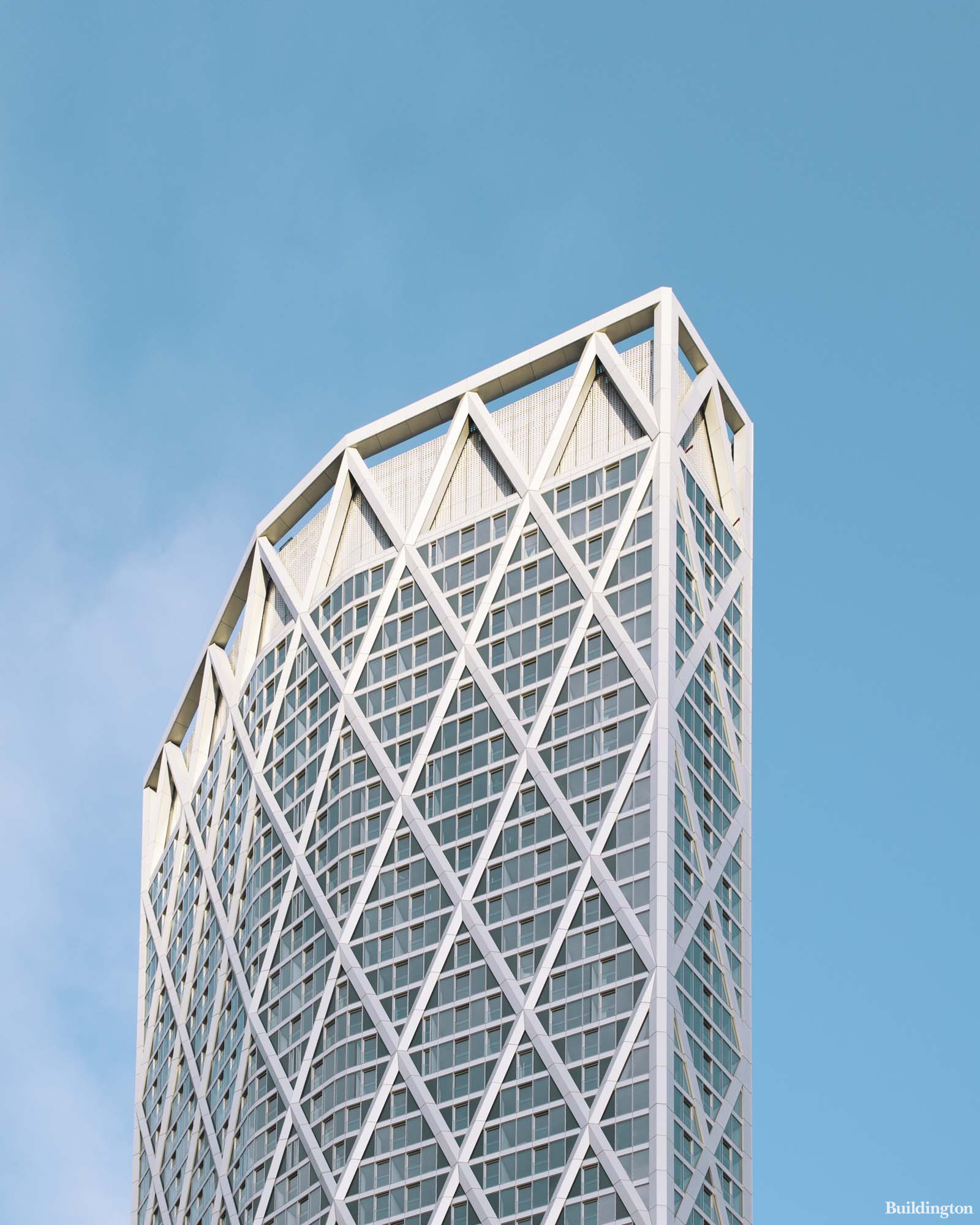The 58-storey Newfoundland  contains 636 new rental apartments.
