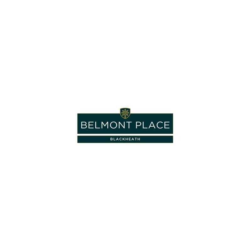Belmont Place development logo.