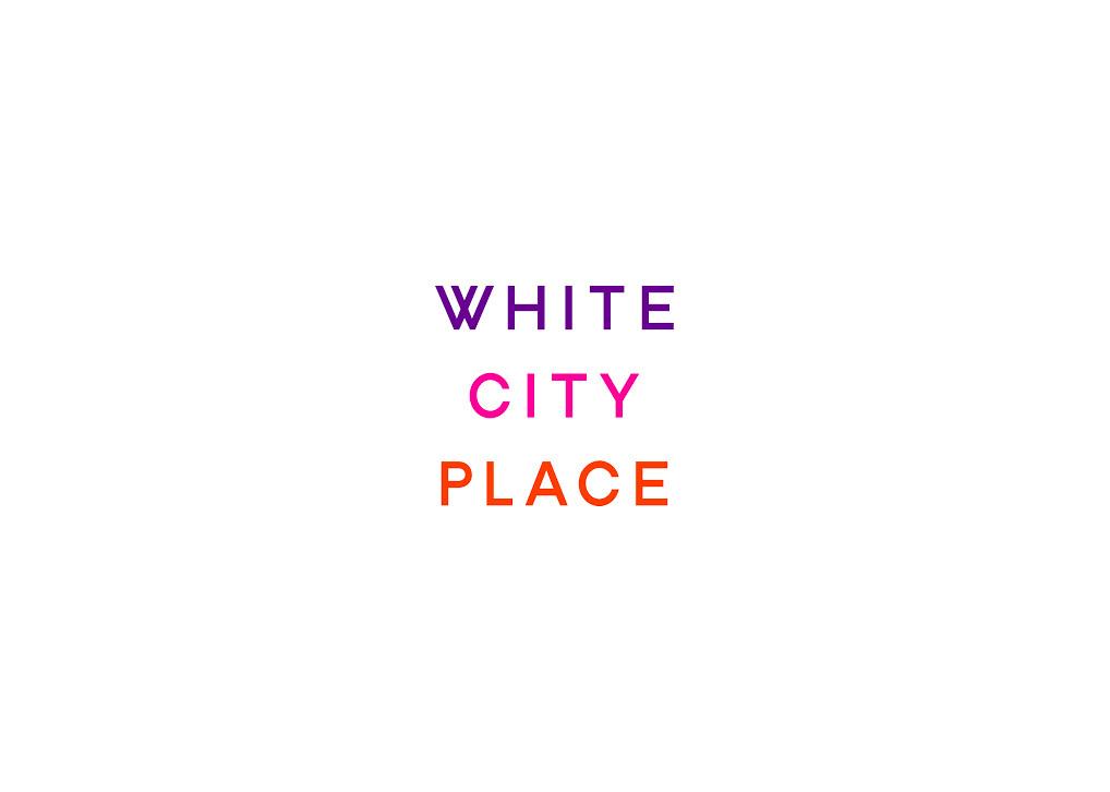 White City Place development logo.