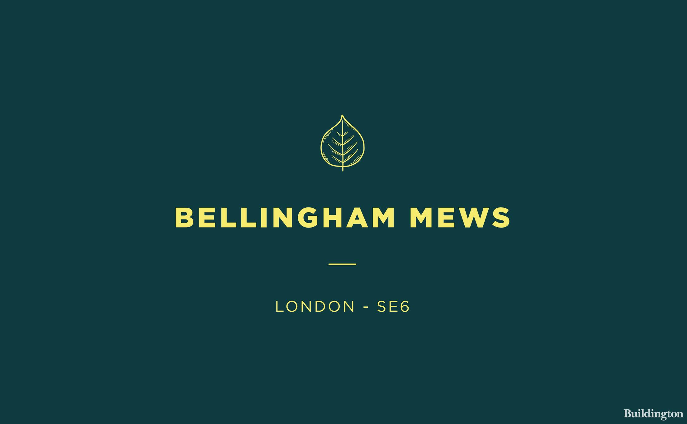 Bellingham Mews development logo.