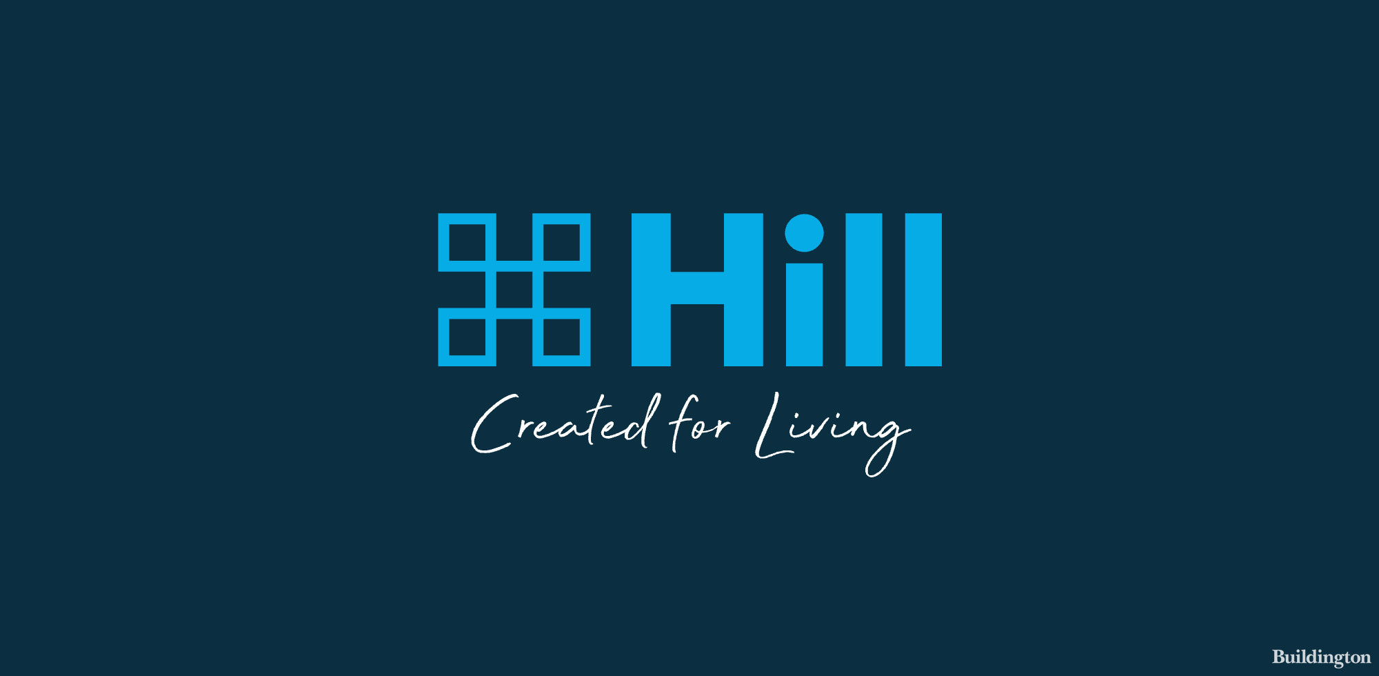 Created For Living - Hill. The scheme is delivered in partnership between developer Hill Group and housing provider Notting Hill Genesis.