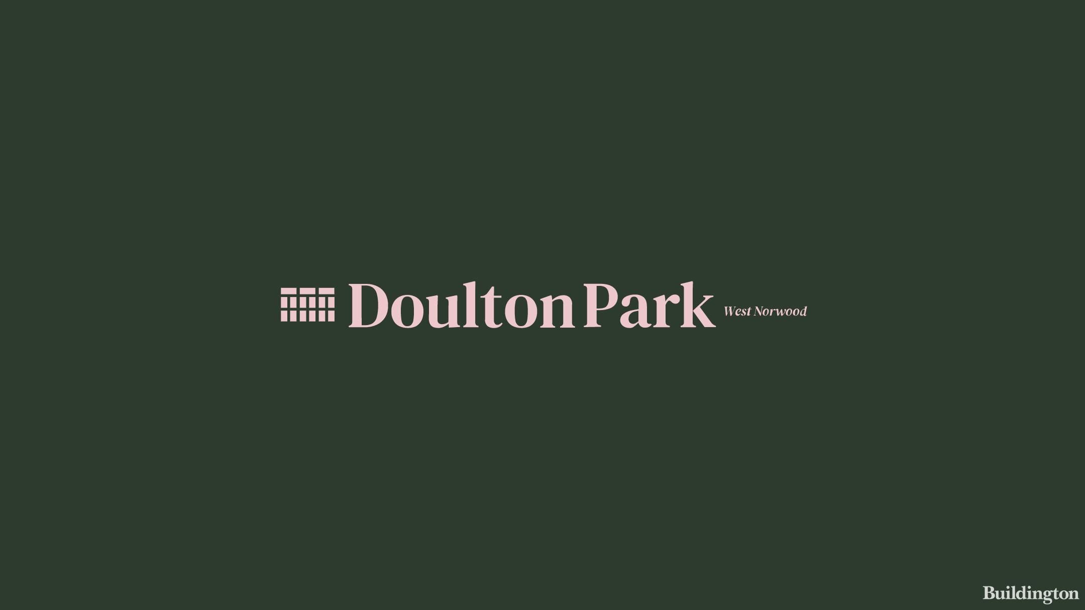 Doulton Park development logo.