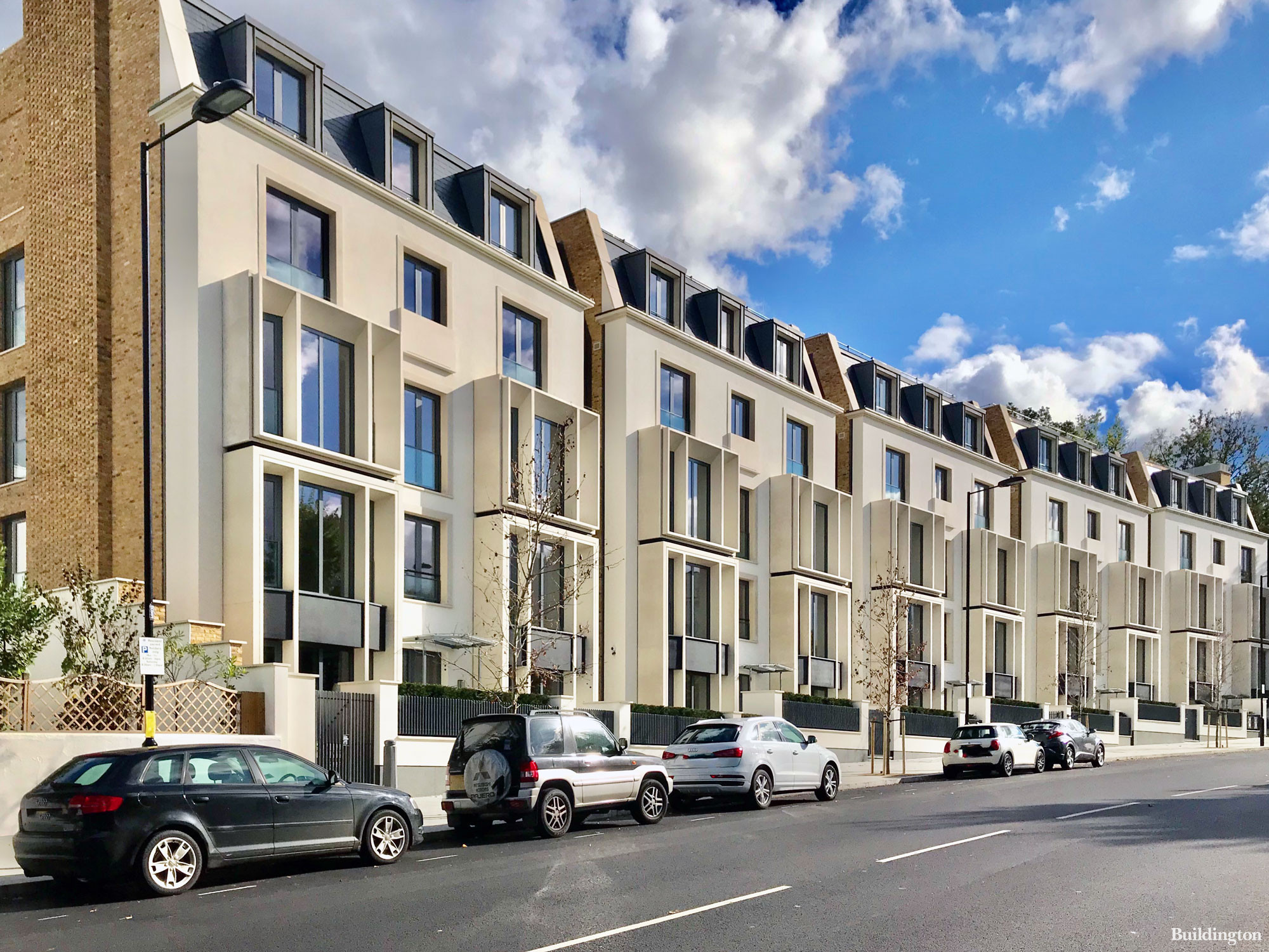 Eighty Holland Park at 80 Holland Park brand new residential development in Holland Park, London W11. Apartments for sale through agent Knight Frank.