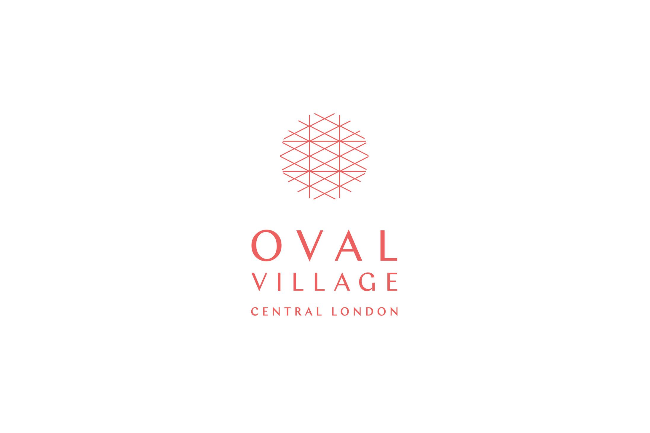 Oval Works is part of Berkeley's Oval Village development (logo).